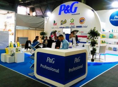 P&G Edt Expo Fuari 2016