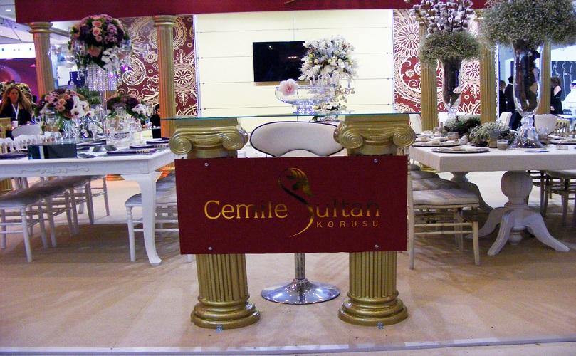 Lütfi Kırdar Kongre Merkezi Standlar