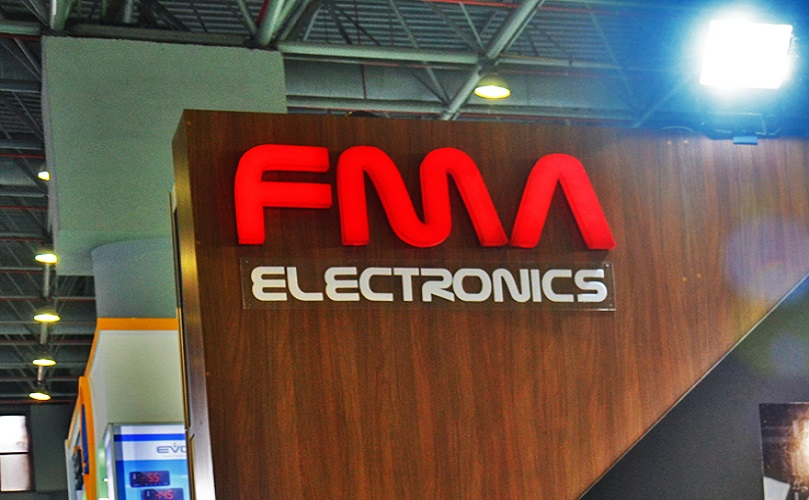 FMA ELEKTRONCS FUAR STANDI