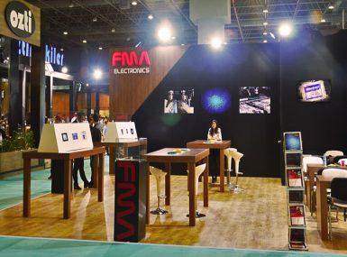 FMA ELEKTRONCS FUAR STANDI 2