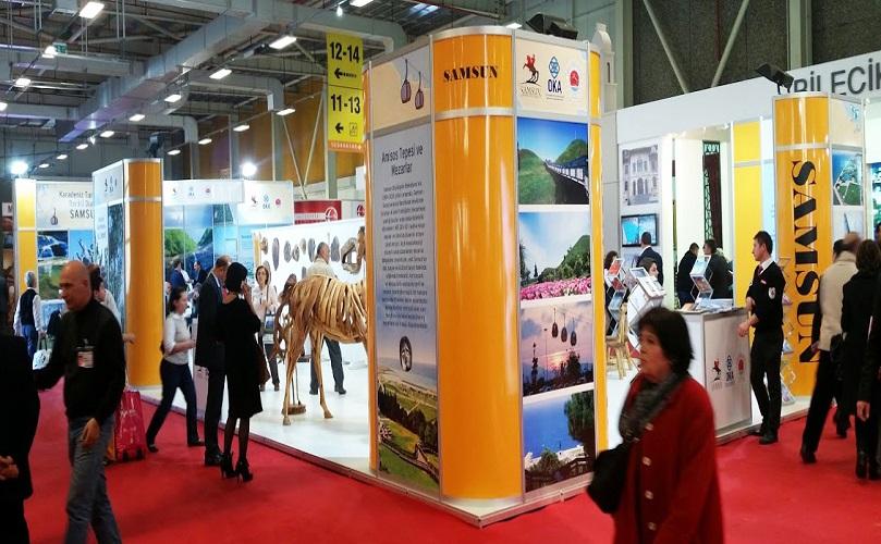 Turizm Fuarı Modüler Stand